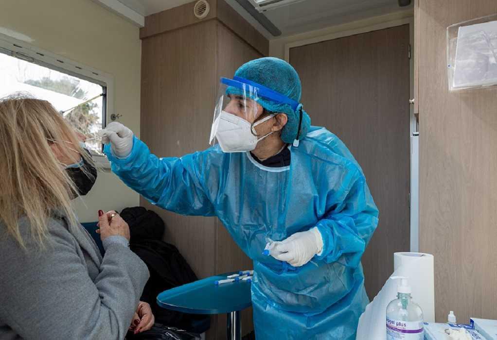 ΕΟΔΥ: 318 κρούσματα κορωνοϊού σε 10.913 Rapid Test την Πέμπτη (14/10)