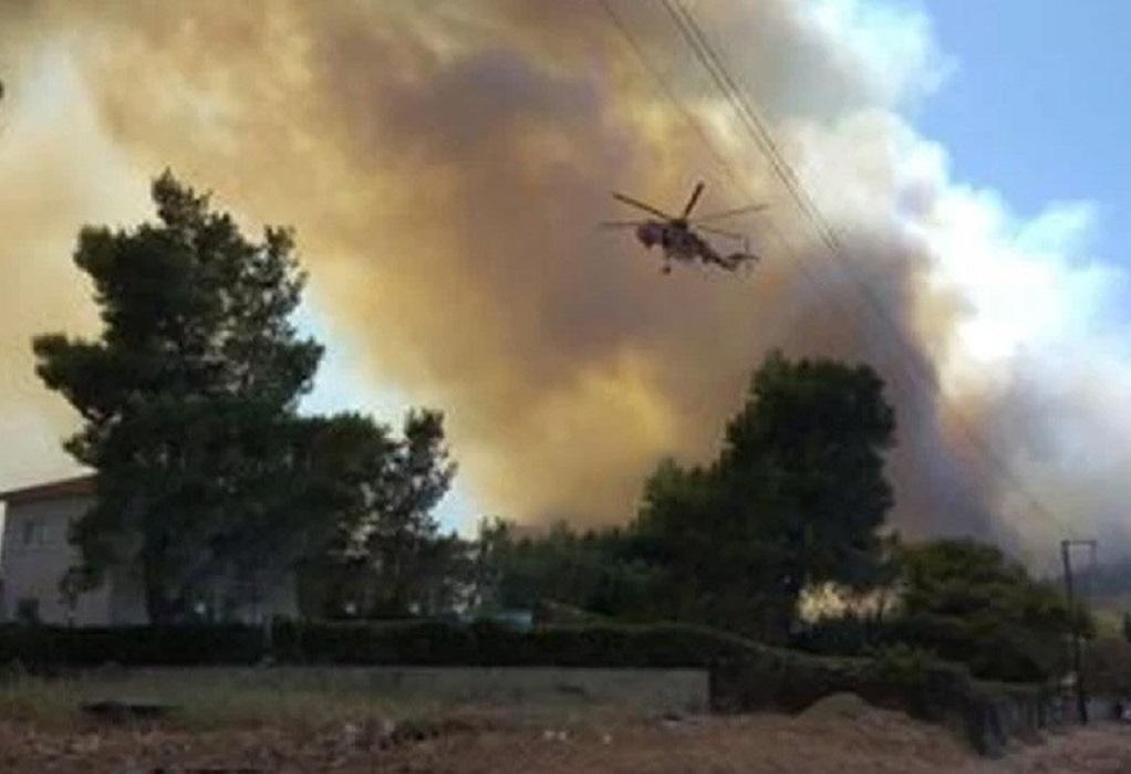 Ακραίος κίνδυνος πυρκαγιάς για αύριο Τετάρτη – Έκκληση Χαρδαλιά για ιδιαίτερη προσοχή