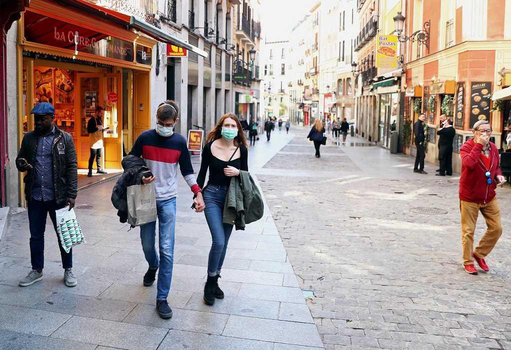 Ισπανία-Covid-19: Παρατάθηκε η απαγόρευση της κυκλοφορίας σε Βαρκελώνη και Καταλονία