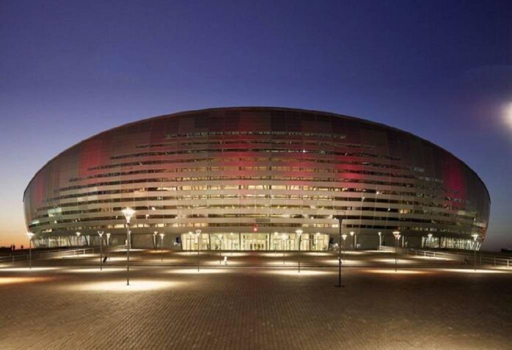 Πρώτη γεύση από Astana Arena