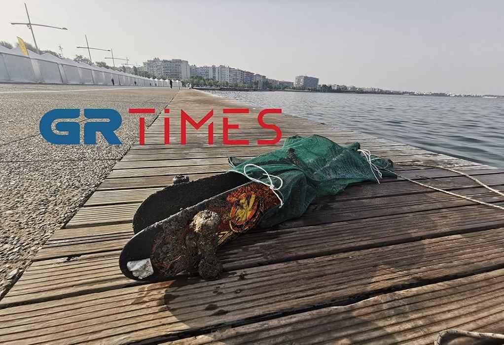 Ανασύρθηκαν πάνω από 14 τόνοι απορριμμάτων από 8 λιμάνια της χώρας