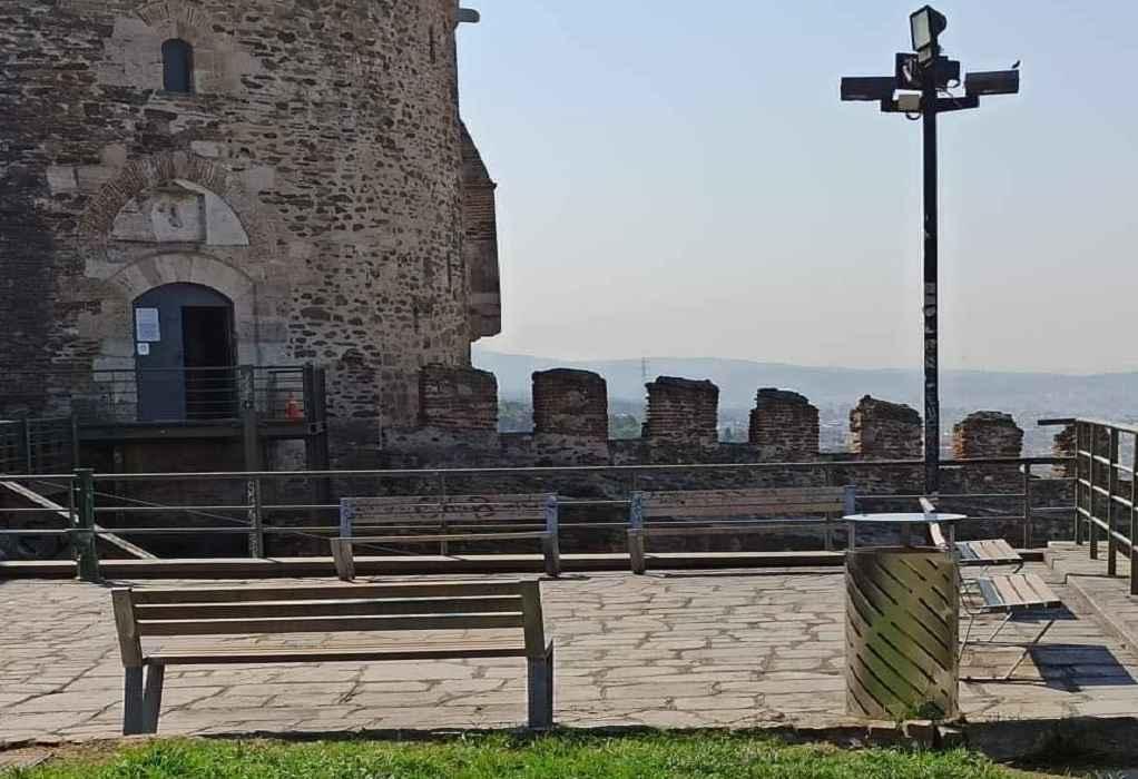 Θεσ/νίκη: Αναβαθμίζεται ο αστικός εξοπλισμός – 750 νέα καλαθάκια απορριμμάτων σε πάρκα και πλατείες