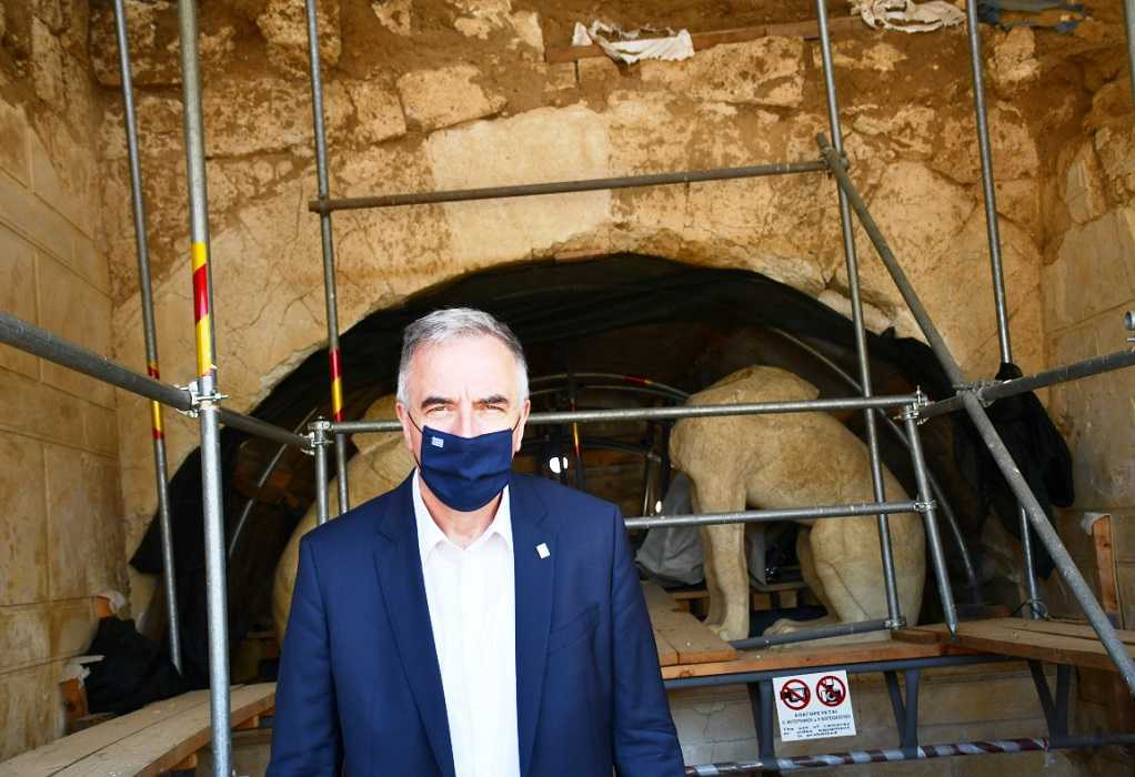 Καλαφάτης από Τύμβο Καστά: «Η κληρονομιά της Μακεδονίας ήταν και είναι ελληνική»