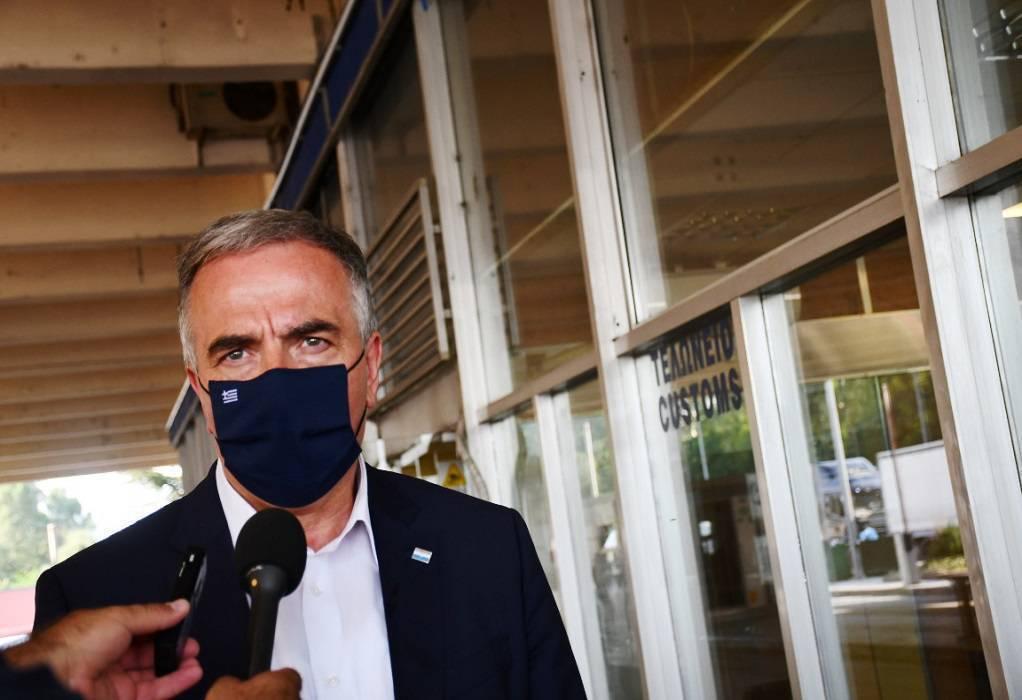 Καλαφάτης: Ακούσαμε τη φωνή όσων ασχολούνται με τον οδικό τουρισμό βάζοντας πάνω από όλα την προστασία της υγείας