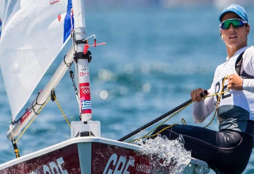 Ολυμπιακοί Αγώνες: Στην ένατη θέση η Βασιλεία Καραχάλιου
