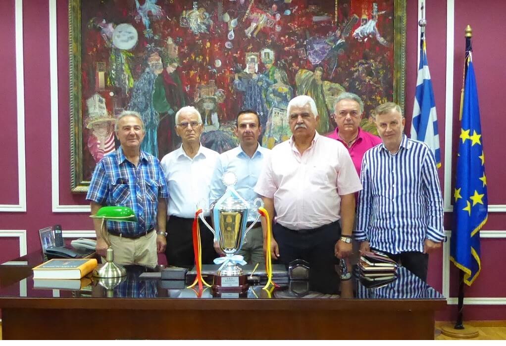 Δήμος Καστοριάς: Μνήμες από την κατάκτηση του Κυπέλλου το 1980