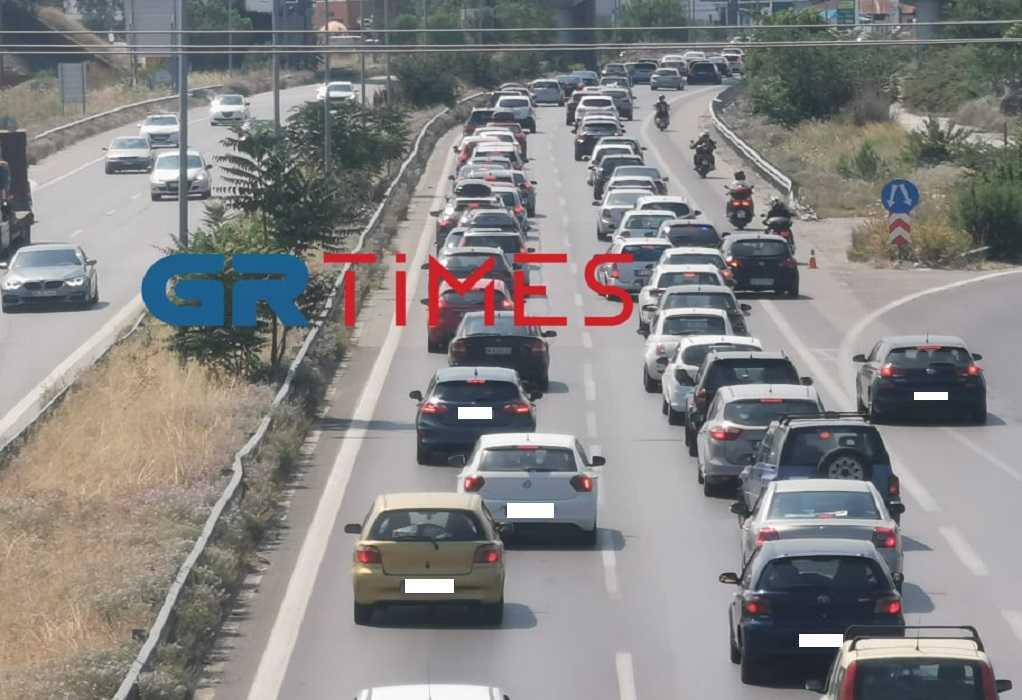 Περιφερειακός: Εργασίες κοπής πρασίνου δοκιμάζουν την υπομονή των οδηγών