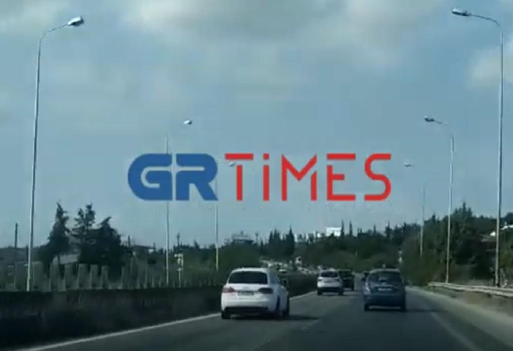 Χωρίς ιδιαίτερα προβλήματα η έξοδος προς τις παραλίες της Χαλκιδικής (VIDEO)