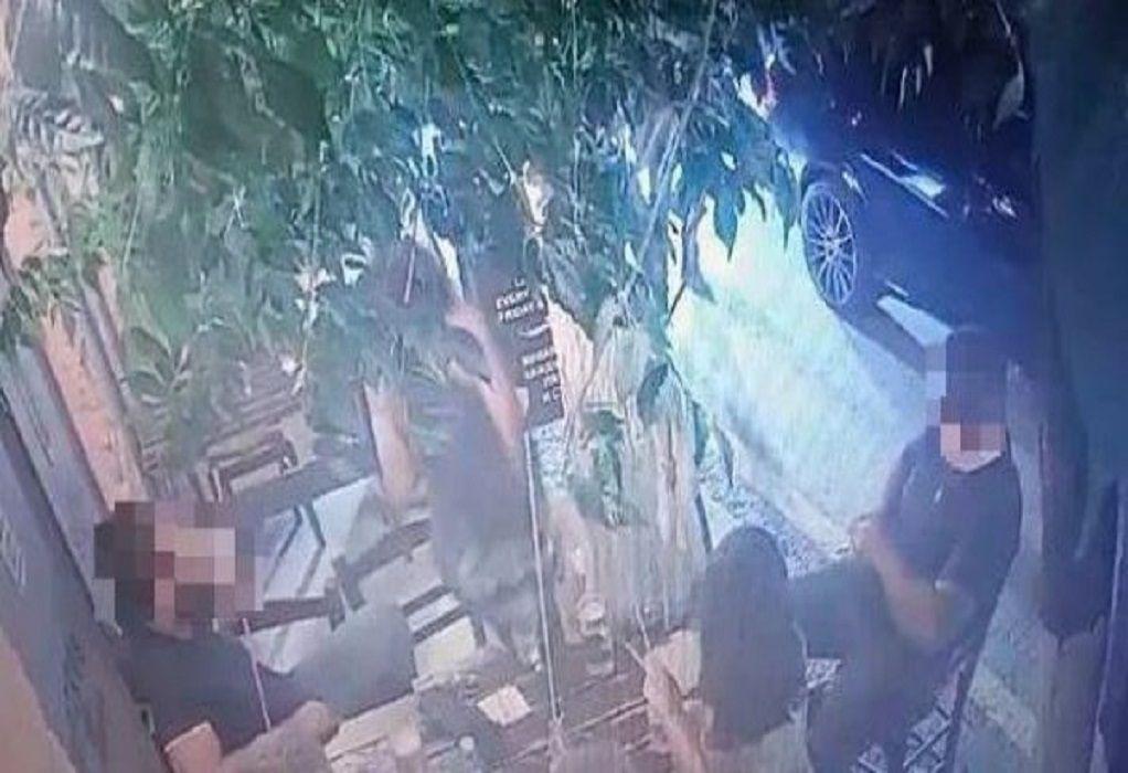 Κρήτη: Βίντεο-ντοκουμέντο από το επεισόδιο με τους πυροβολισμούς σε ταβέρνα