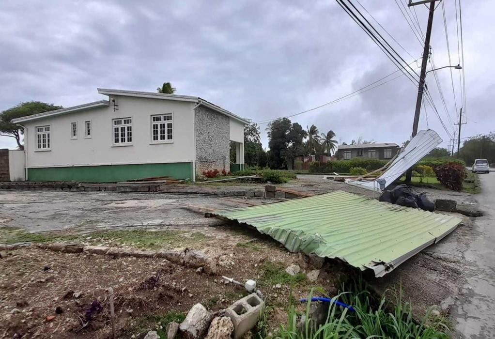 ΗΠΑ: Σε τροπική καταιγίδα υποβαθμίστηκε ο κυκλώνας Έλσα – Πλησιάζει την Αϊτή