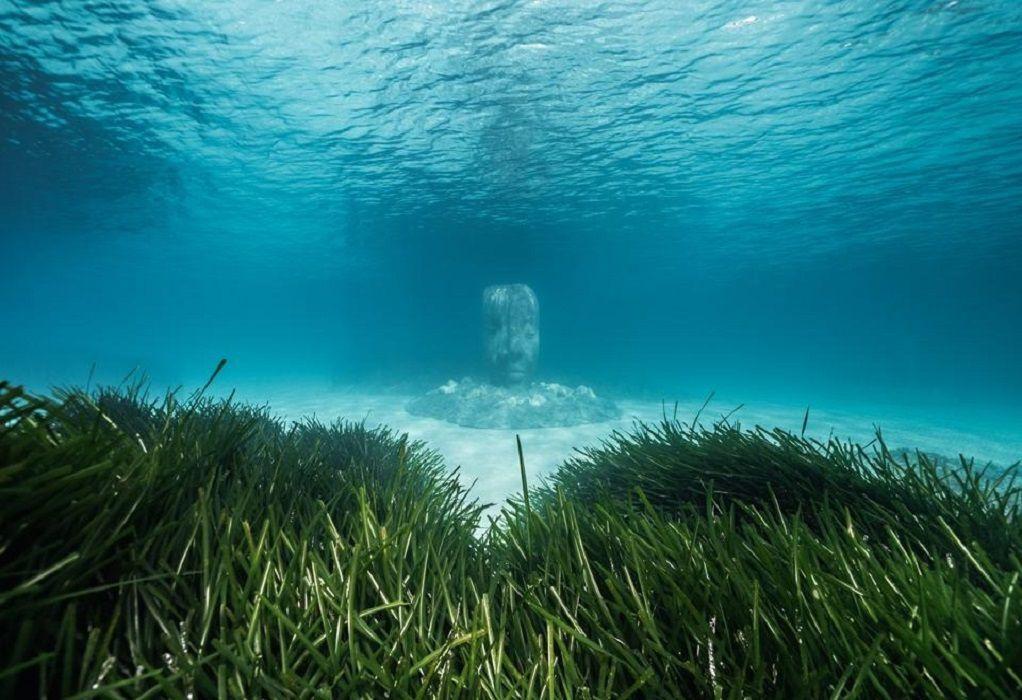 Αγία Νάπα Κύπρου: Κολύμπι μεταξύ φύσης και τέχνης στο υποθαλάσσιο μουσείο γλυπτών