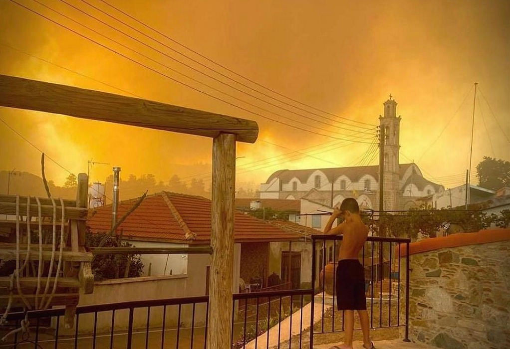 Κύπρος: 95.000 ευρώ στις οικογένειες των θυμάτων των πυρκαγιών