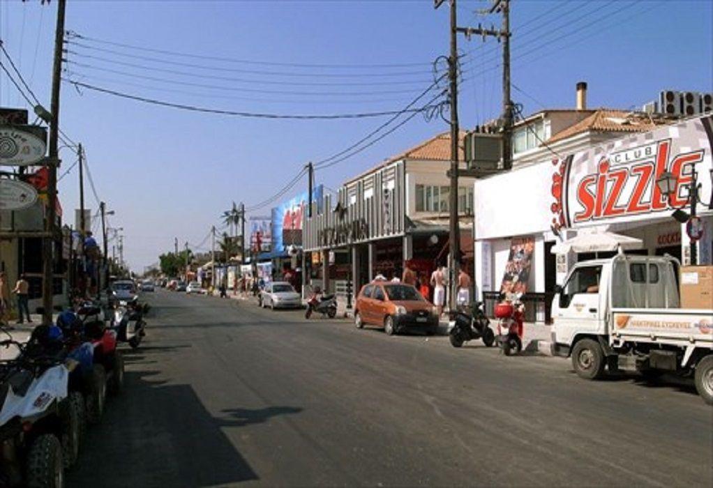 Ζάκυνθος: Κλείνει ο κεντρικός δρόμος του Λαγανά λόγω covid-19 και εγκληματικότητας