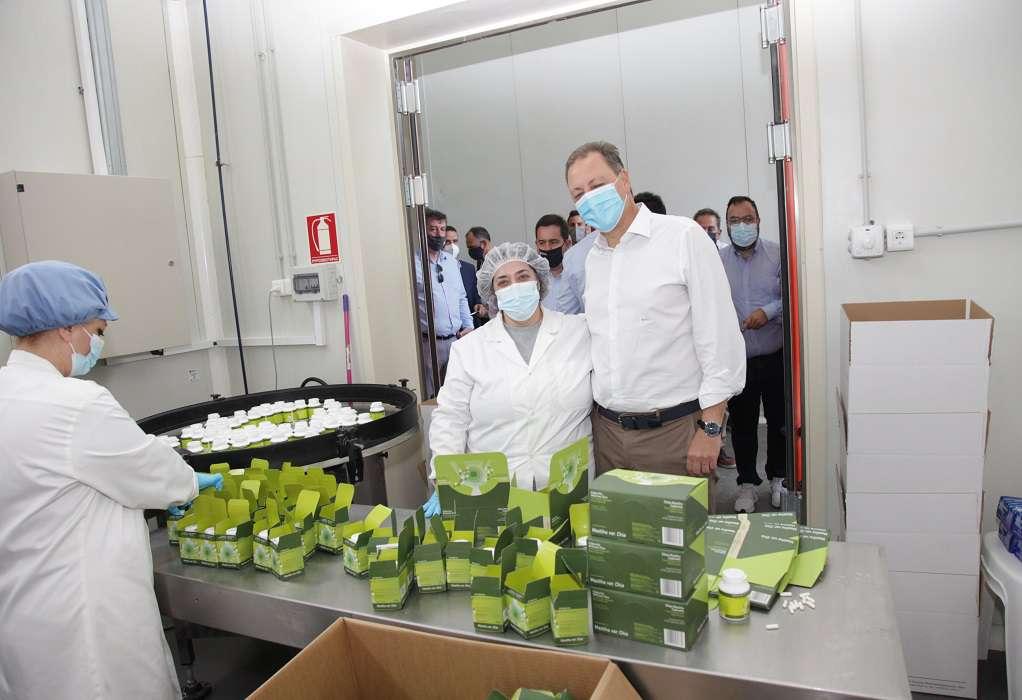 Σπ. Λιβανός: Η Ένωση Μαστιχοπαραγωγών Χίου ηγέτιδα δύναμη στη χώρας μας