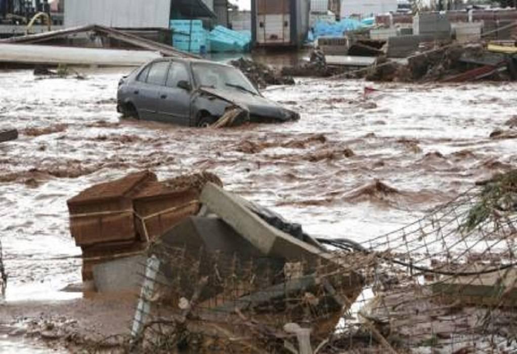 Μάνδρα: Αποζημίωση 270.000€ στην οικογένεια 29χρονου που πέθανε στις πλημμύρες