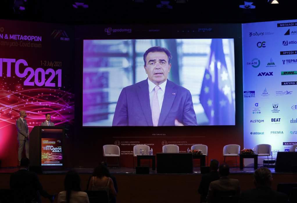 Σχοινάς: Δύο ΕΣΠΑ μαζί για την Ελλάδα, σε επτά χρόνια