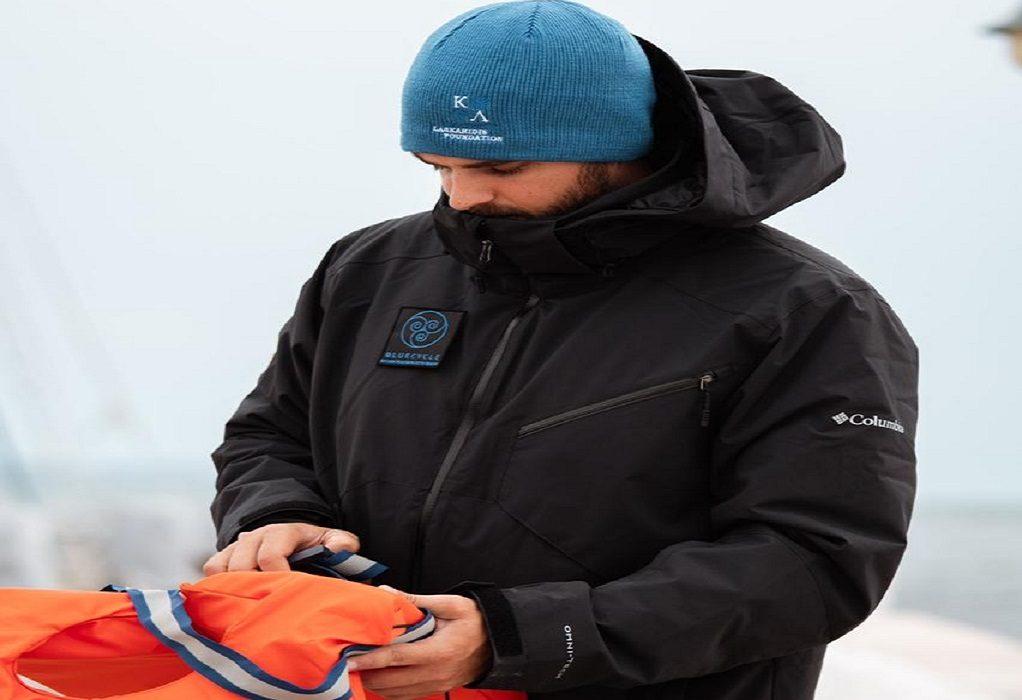 Μάριος Γιαννάκου: Πάει Αρκτική για το καλό του πλανήτη