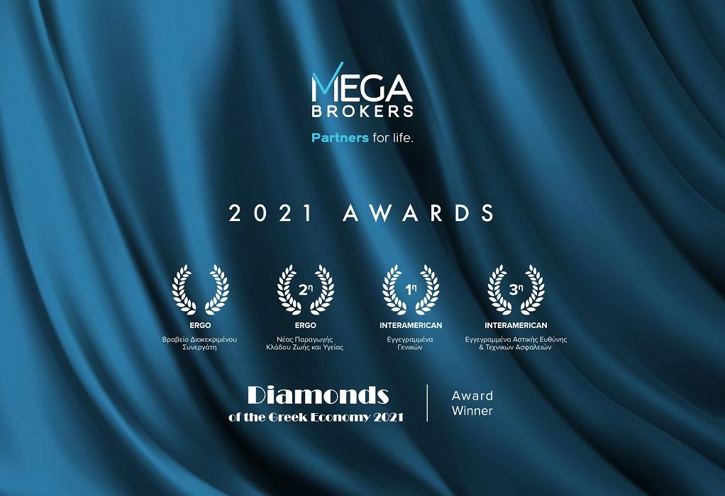 Tremble επιτυχίας για ένα ξεχωριστό «Diamond» της Ελληνικής Οικονομίας για το 2021