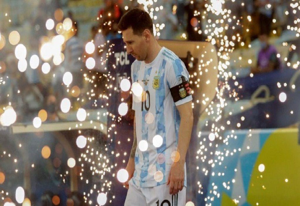 Copa America: «Ήπιε το νέκταρ» η Αργεντινή στο «Μαρακανά»