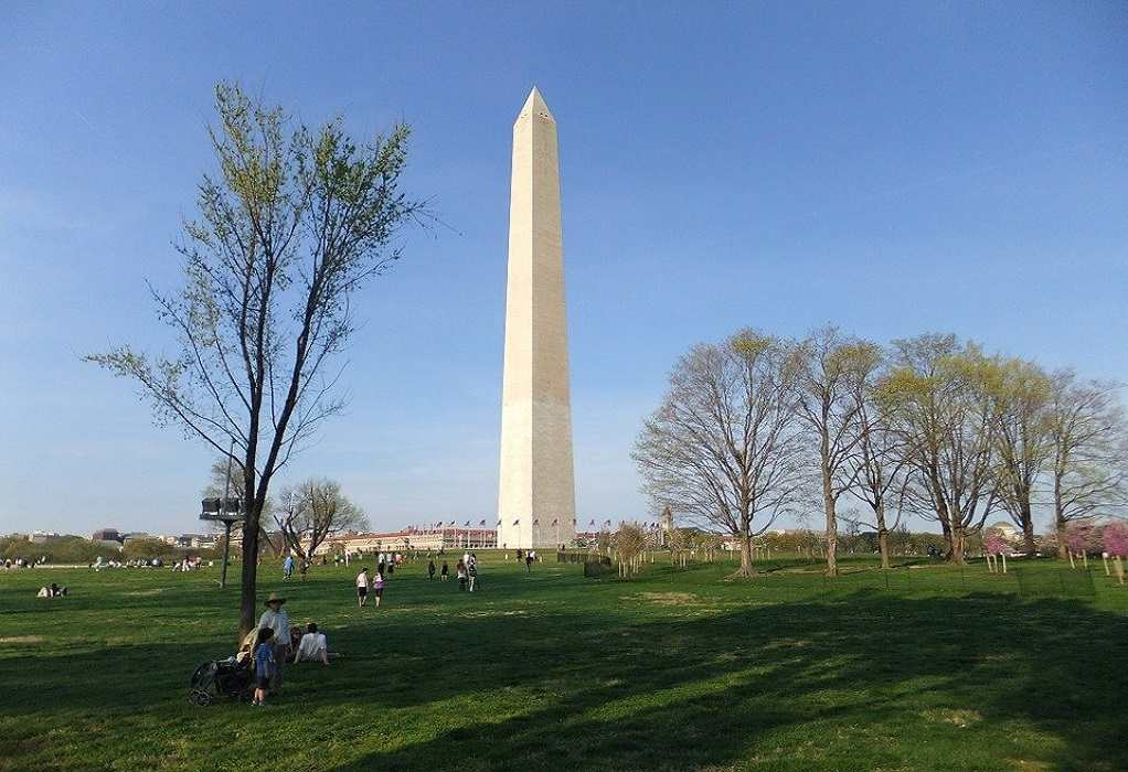 ΗΠΑ: Επαναλειτουργεί το Μνημείο του Ουάσινγκτον μετά από έξι μήνες