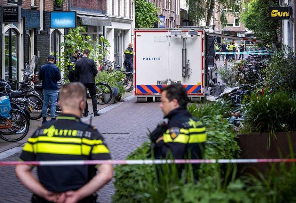 Ολλανδία: Σε σοβαρή κατάσταση ο Ολλανδός δημοσιογράφος