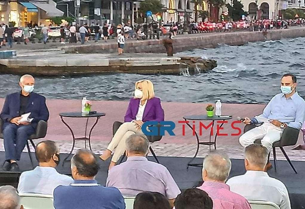 ΚΙΝΑΛ: Ανάπτυξη στα δυτικά και πράσινο στο κέντρο της Θεσσαλονίκης (VIDEO)