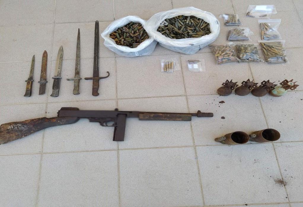 Καστοριά: Συνελήφθη 51χρονος για παράβαση νομοθεσίας περί όπλων