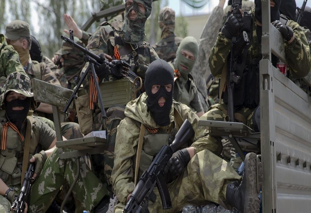 Ουκρανία: Δύο νεκροί και τέσσερις τραυματίες από πυρά φιλορώσων αυτονομιστών