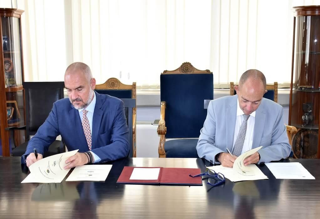 Συμφωνία συνεργασίας μεταξύ του ΠΑΜΑΚ και του ΣΒΕ