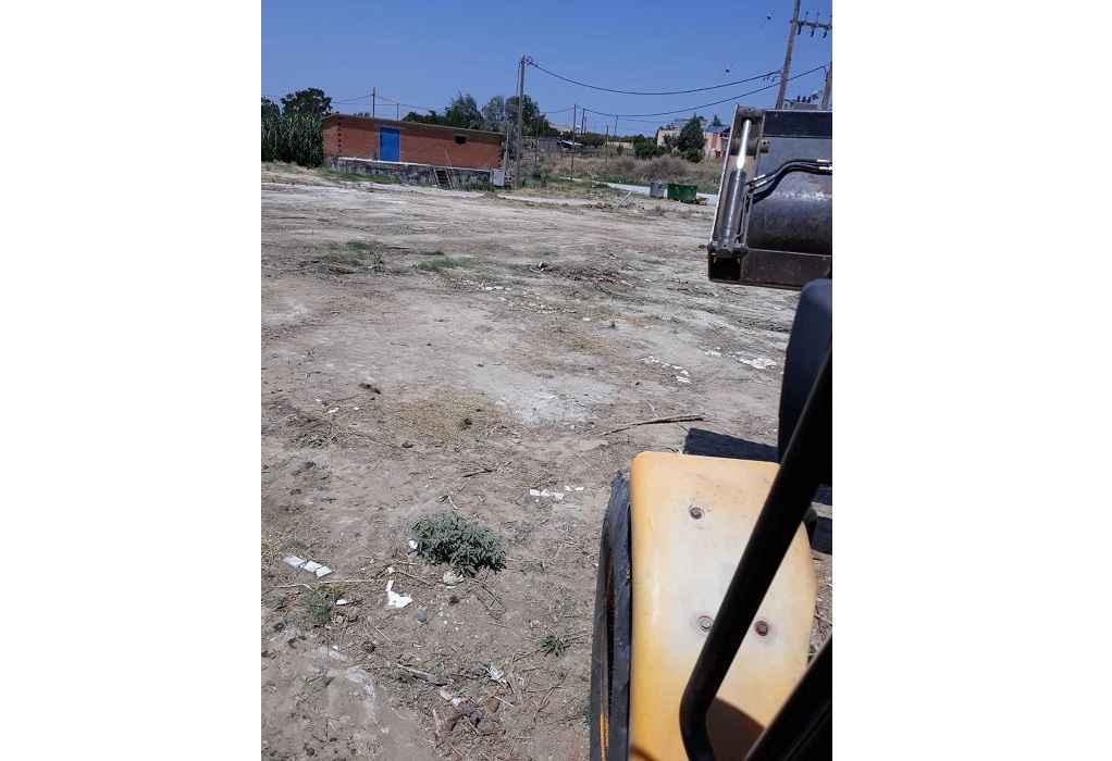 Δ. Ωραιοκάστρου: Εκτεταμένη επιχείρηση καθαριότητας σε περιοχή στον Πεντάλοφο