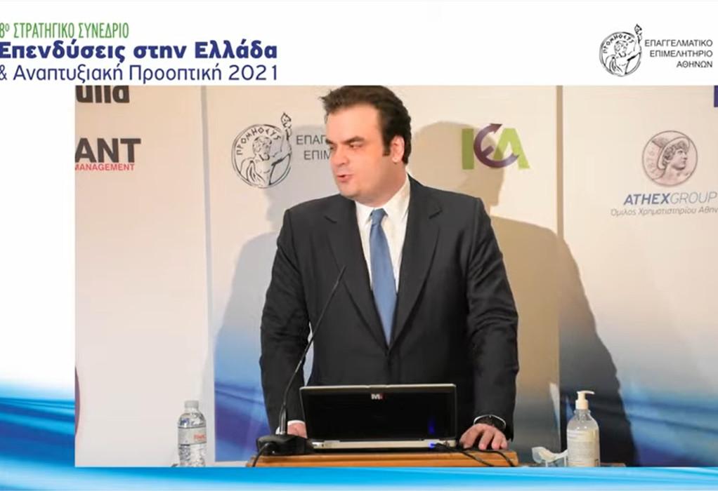 Πιερρακάκης: Ψηφιακά η ίδρυση ατομικών επιχειρήσεων από το gov.gr