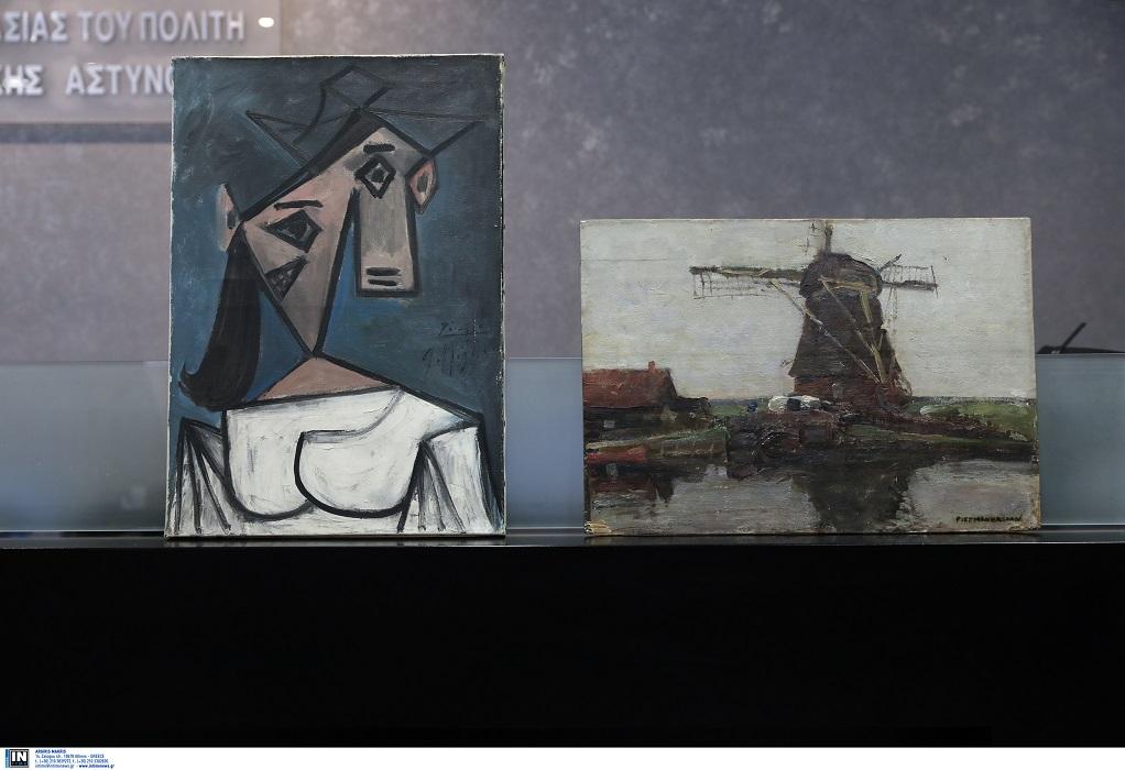 Συλλέκτες σπεύδουν να ασφαλίσουν έργα τέχνης μετά την «κλοπή του αιώνα»