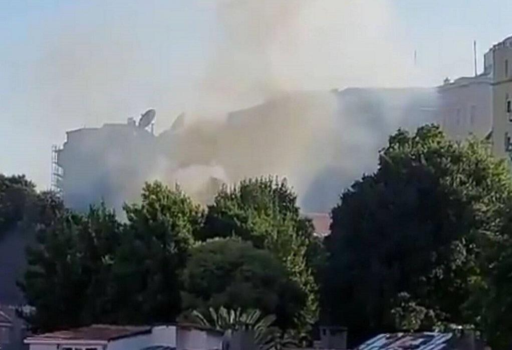 Διαψεύδονται πληροφορίες περί φωτιάς στο ρωσικό προξενείο στην Κων/πολη