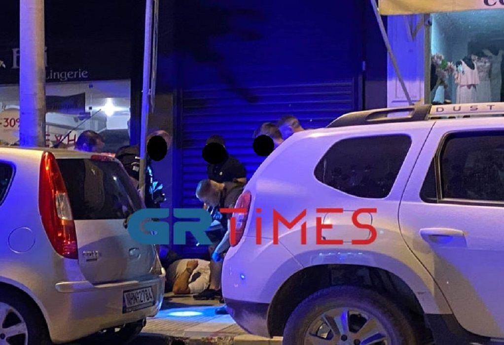 Θεσσαλονίκη: Πυροβολισμοί στην Ερμού – Ένας τραυματίας (ΦΩΤΟ-VIDEO)
