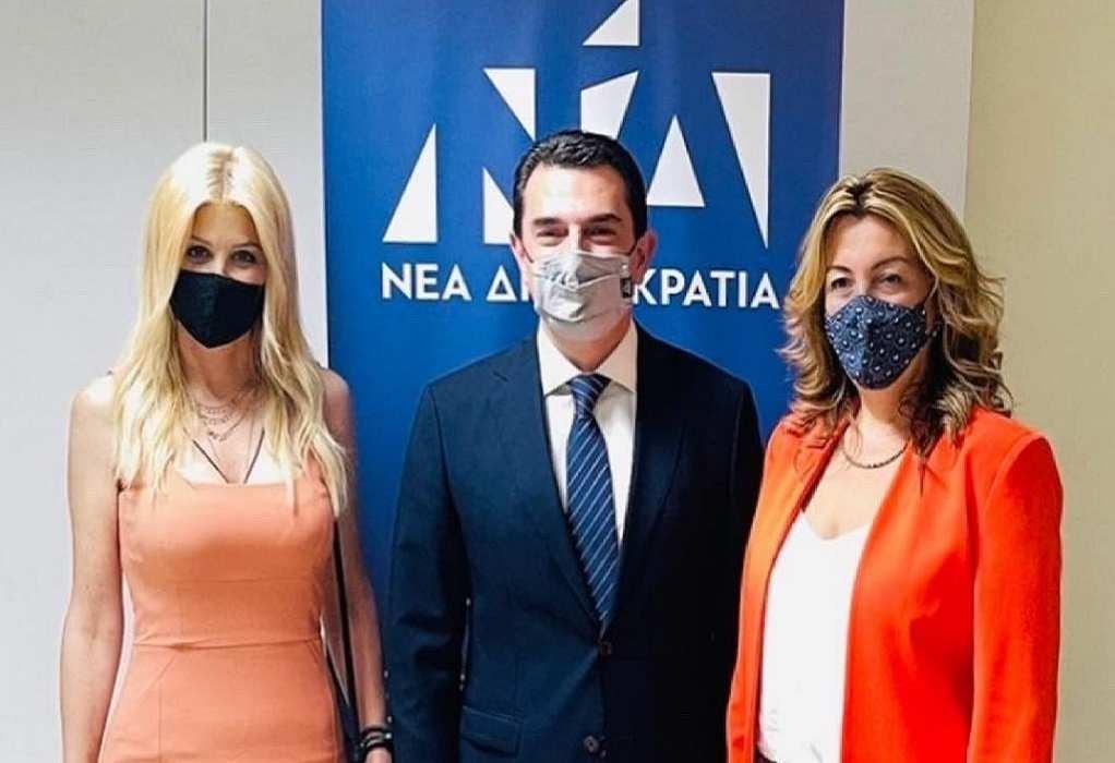 Συνάντηση Ράπτη – Σκρέκα στη Θεσσαλονίκη