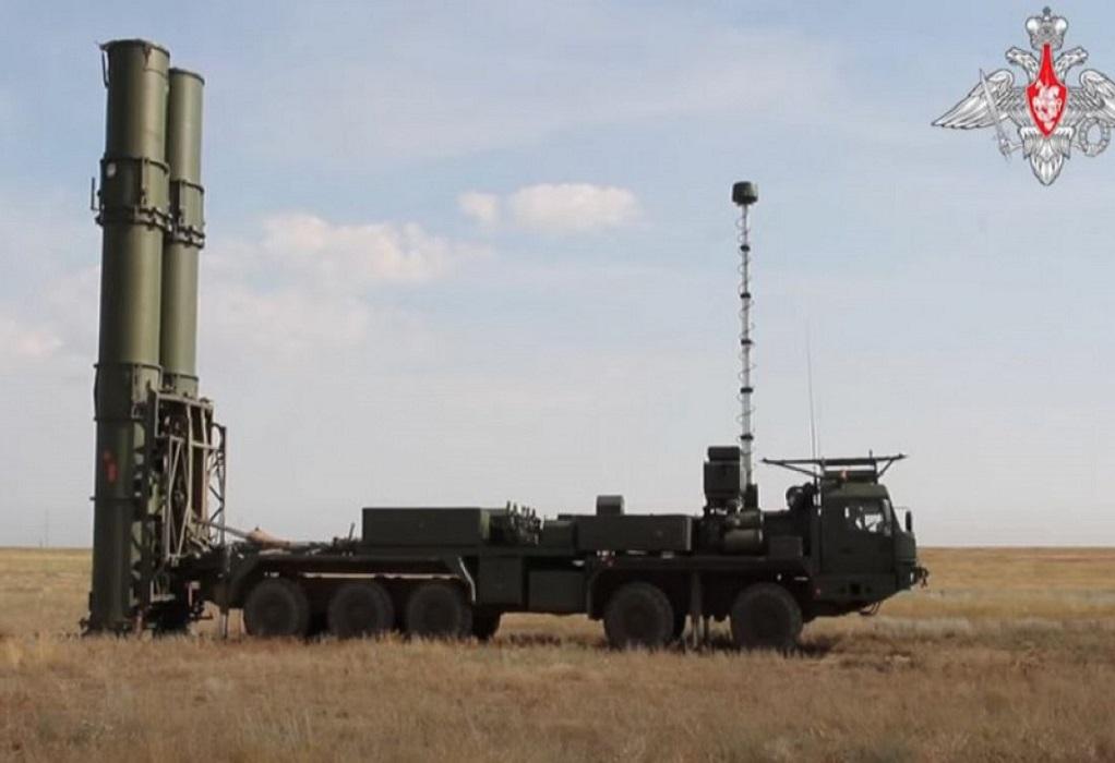 Αυτό είναι το νέο ρωσικό αντιπυραυλικό σύστημα S-500