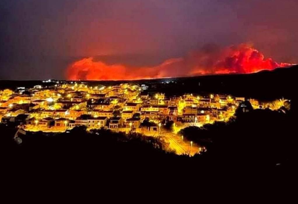 Σαρδηνία: Σε κατάσταση έκτακτης ανάγκης μετά τις πυρκαγιές