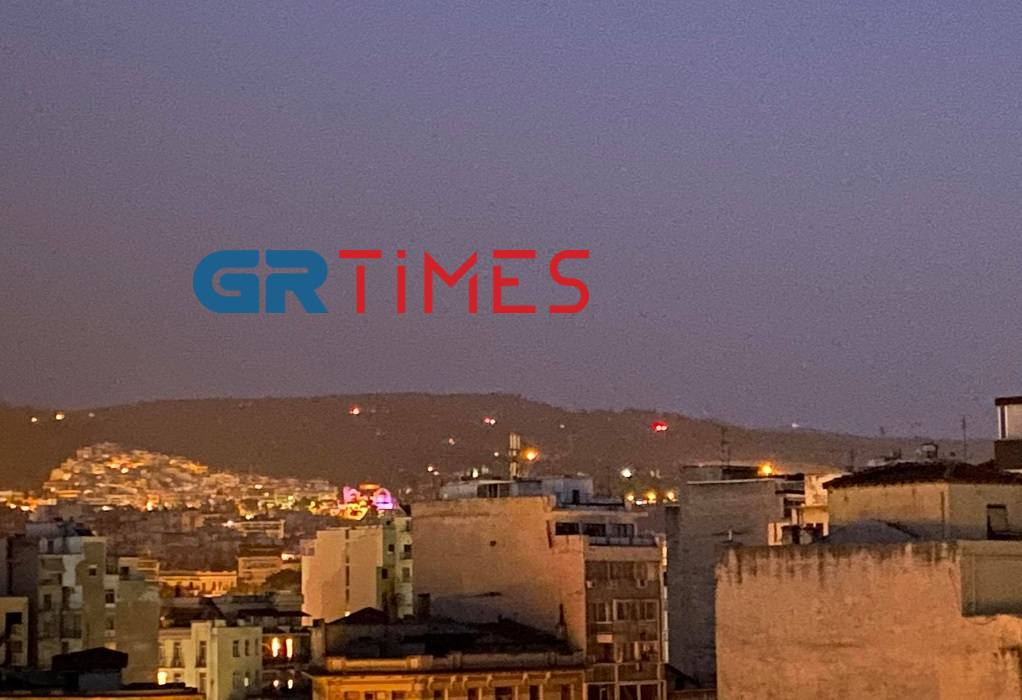 Σέιχ Σου: Έρχεται κλιμάκιο διερεύνησης εμπρησμού από Αθήνα–Σε επιφυλακή η Πυροσβεστική