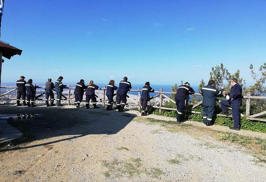 Δ. Νεάπολης-Συκεών: Διαρκής εγρήγορση και επαγρύπνηση για τα δάση