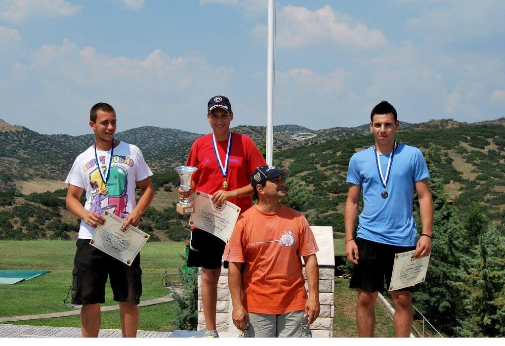 Ο Σκοπευτικός Όμιλος Μακεδονίας Λαγκαδά κατέκτησε την 2η θέση στο Παγκόσμιο Πρωτάθλημα