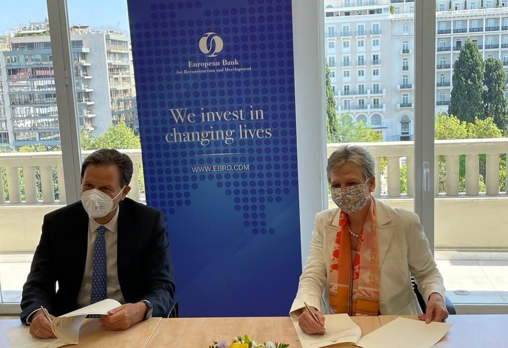 ΥΠΟΙΚ: Υπεγράφη προσύμφωνο συνεργασίας με την EBRD για το Ελληνικό Εθνικό Σχέδιο Ανάκαμψης