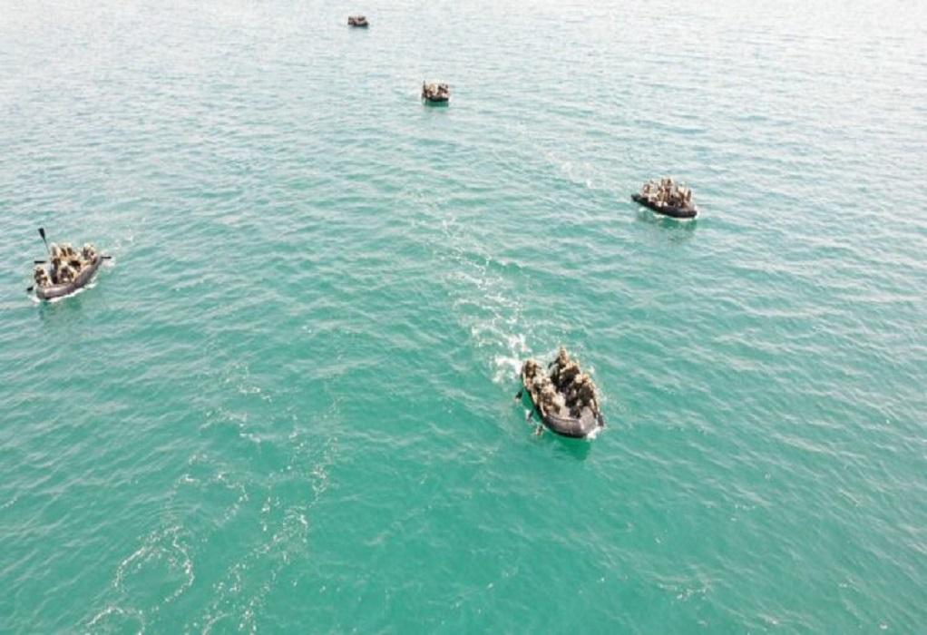 Στρατιωτικοί αγώνες μονάδων Ειδικών Επιχειρήσεων στη Νέα Πέραμο (ΦΩΤΟ)