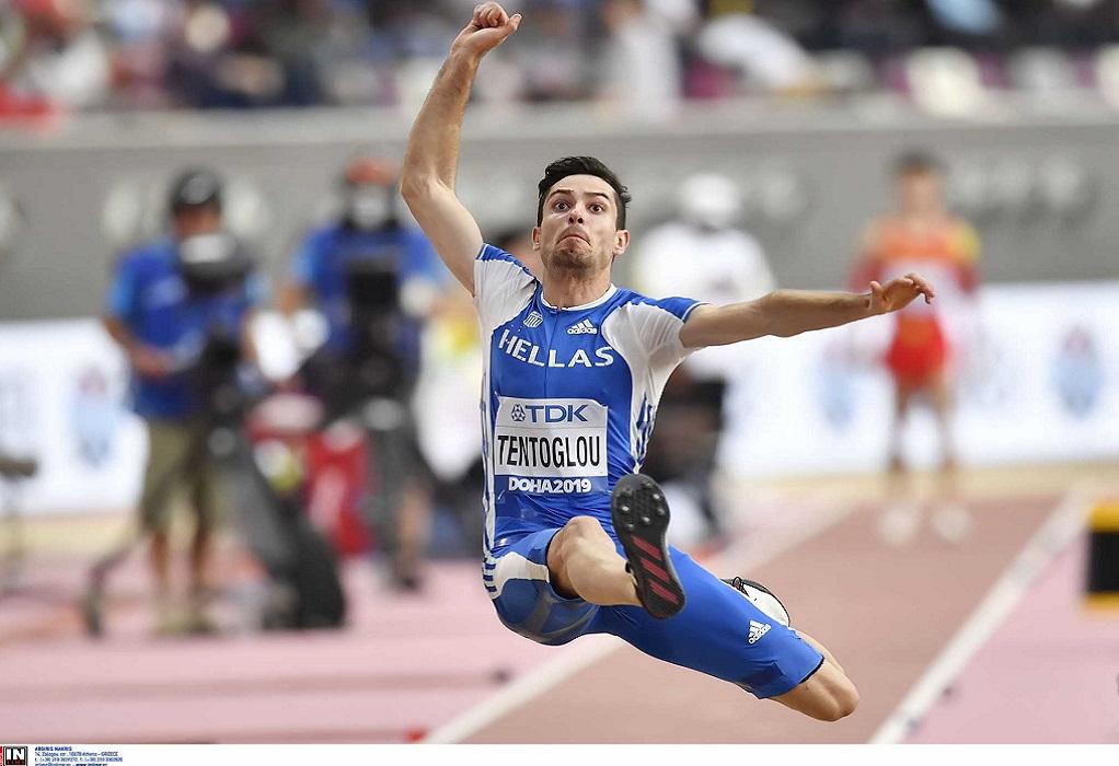 Ολυμπιακοί Αγώνες: Ο Μίλτος Τεντόγλου πέρασε στον τελικό του μήκους