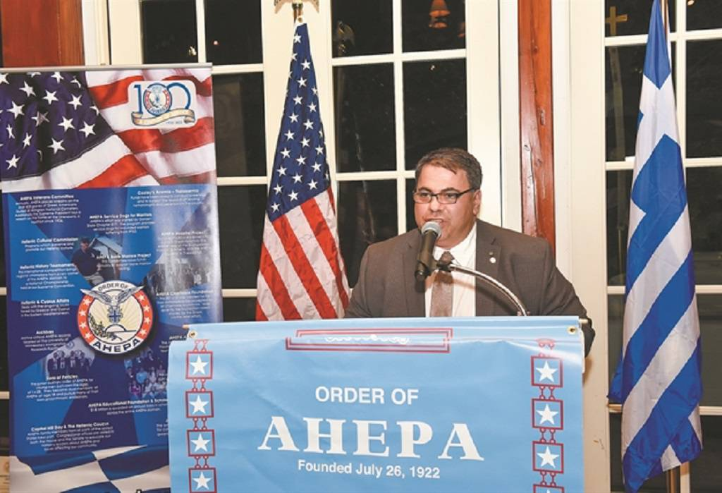 Τζορτζ Χωριάτης: Οι Ελληνοαμερικανοί είναι κωδικός για τον δυτικό πολιτισμό