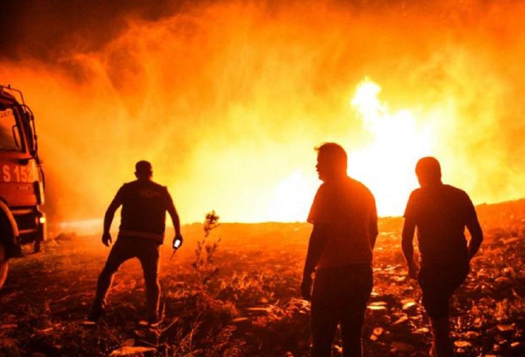 Τουρκία: 6 νεκροί από δασικές πυρκαγιές-Εκκενώθηκαν σπίτια και ξενοδοχεία