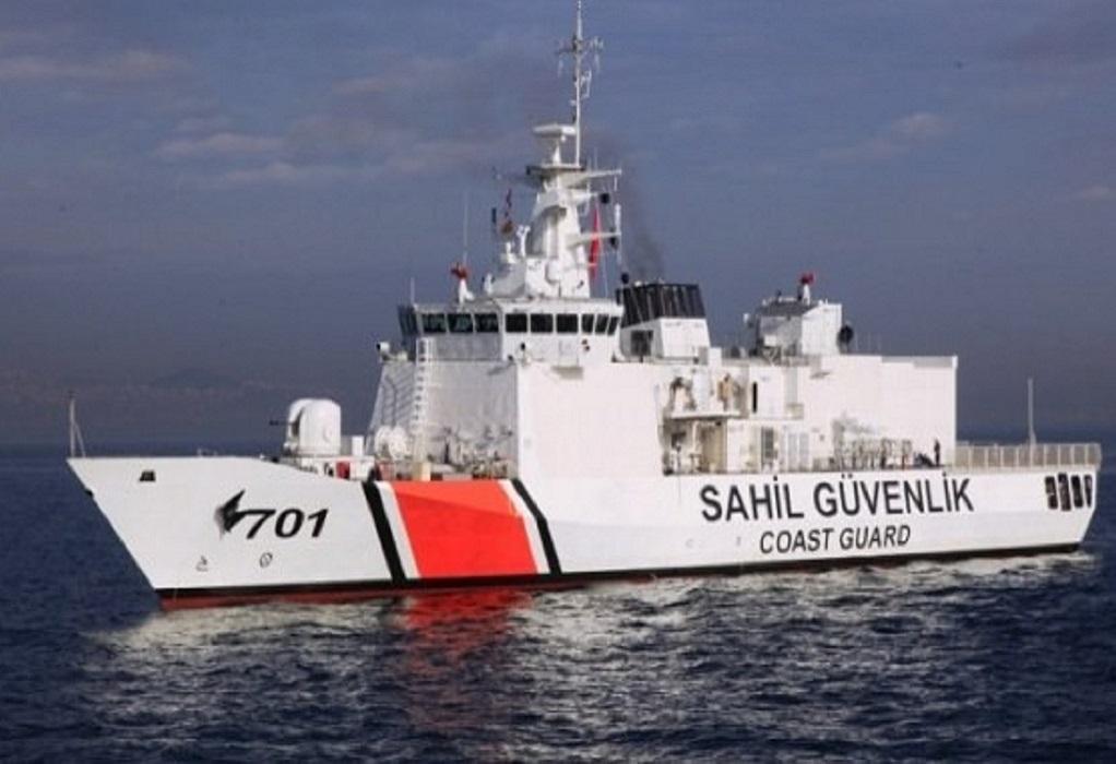 Κύπρος: Τουρκική ακταιωρός άνοιξε πυρ και καταδίωξε σκάφος του Λιμενικού