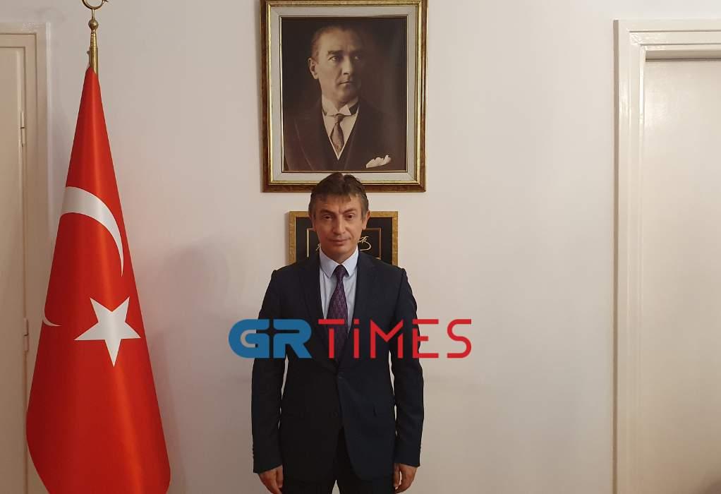 Τούρκος Πρόξενος: Νίκη του λαού, η αποτροπή του πραξικοπήματος το 2016