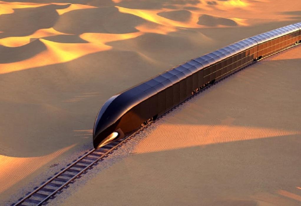 G Train: Το «παλάτι σε ράγες» που σχεδιάστηκε για μία δισεκατομμυριούχο