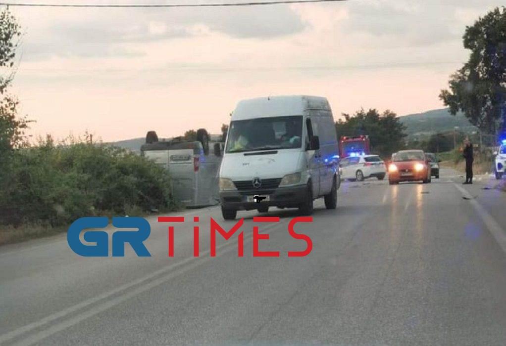 Θεσσαλονίκη: Η ανακοίνωση της ΕΛΑΣ για το θανατηφόρο τροχαίο