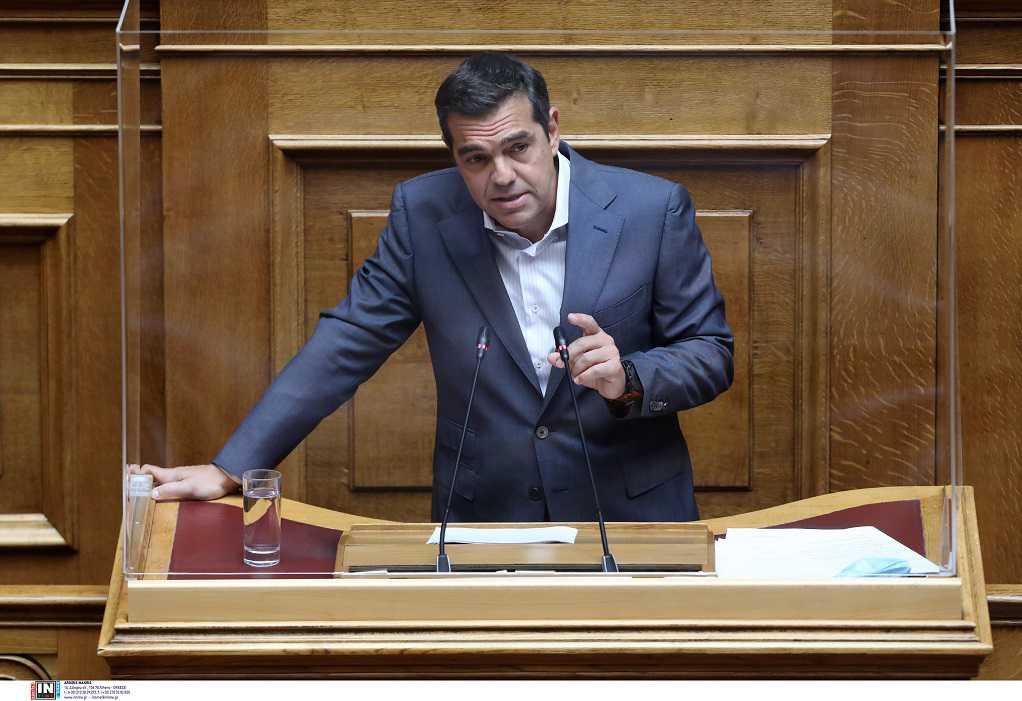 Αλ. Τσίπρας: Δεν θα ακολουθήσω τον ολισθηρό δρόμο του κ. Μητσοτάκη